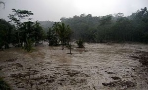 Banjir Lahar Kali Kuning -akudansekitar.blogspot.com
