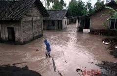 Rumah Terendam Banjir Lahar Dingin-Detiknews