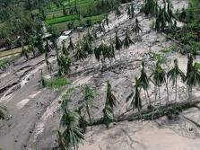 Banjir Lahar dingin-Foto vivanews.com
