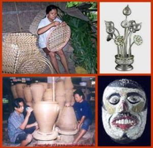 Seni kriya tradisional